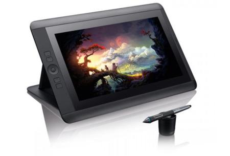 Wacom presenta la Cintiq 13HD, el término medio de las pantallas con lápiz óptico