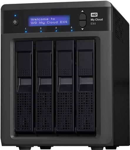 WD My Cloud EX4 y sus hasta 16 TB de capacidad