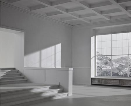 Emilio Pemjean nos invita a reflexionar acerca del tiempo y el espacio en su última exposición en la Galería Cero