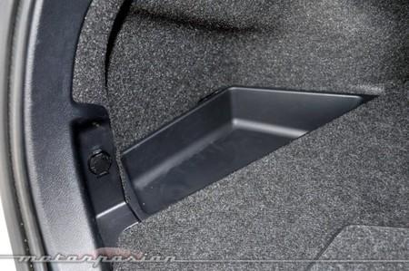 Toyota Auris Touring Sports Huecos del maletero
