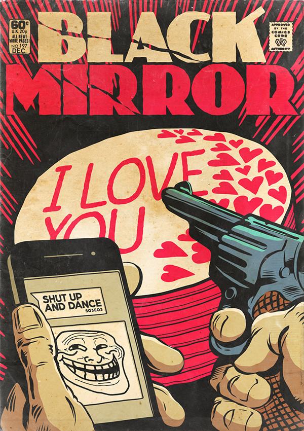 Foto de Portadas cómic 'Black Mirror' (11/14)