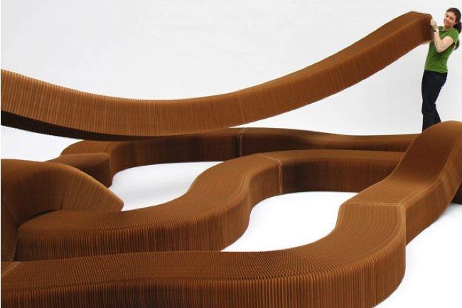 Foto de Asientos flexibles de Molo (1/5)
