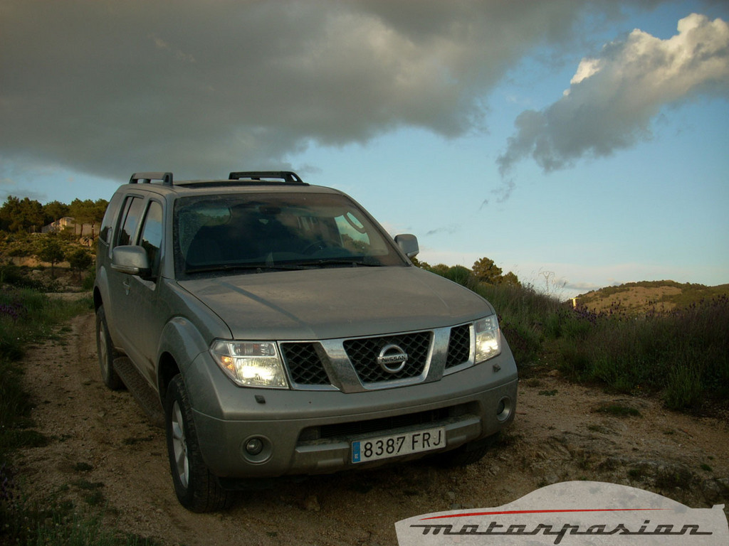 Foto de Nissan Pathfinder (prueba) (16/48)