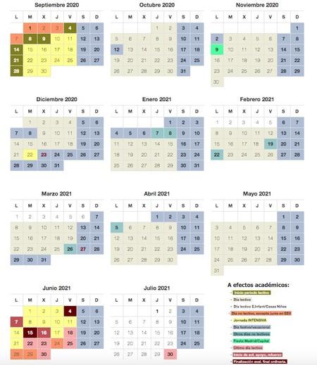calendario-escolar-madrid