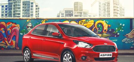 Ford Figo Aspire, porque siempre es bienvenida la tecnología y conectividad