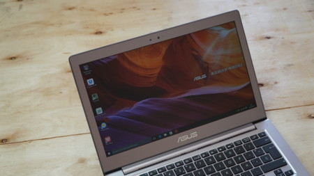 Ultrabook ASUS review en Xataka
