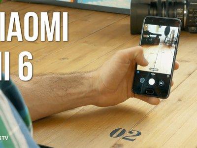 El potente Xiaomi Mi6 de 64GB ahora en Versión Global por 365 euros