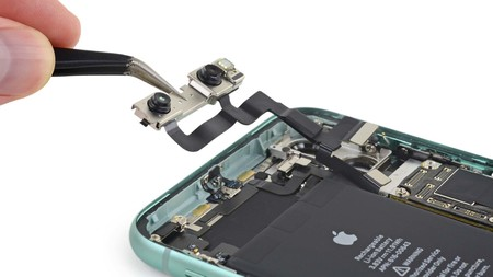iFixit abre el iPhone 11: hardware del iPhone XR con mejoras del iPhone 11 Pro
