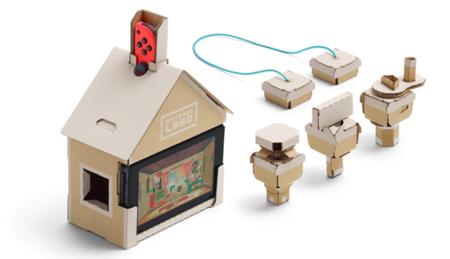 Nintendo Labo Casa