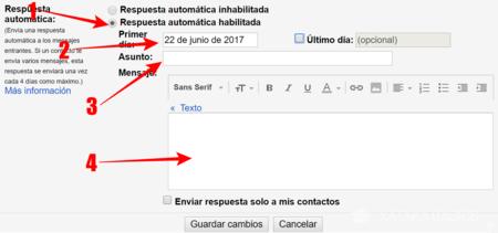 Firma Automatica De Gmail