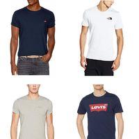 Ofertas de Amazon en camisetas para hombre: marcas como Levi's, The North Face o Pepe Jeans desde 12 euros