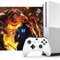 Este es el Xbox One S, la nueva consola de Microsoft aparece antes de su presentación