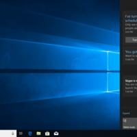 Sabor a Redstone 4 en la nueva Build liberada por Microsoft en los Anillos Rápido y Skip Ahead en el Programa Insider