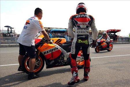 Repsol Honda MotoGP 2010