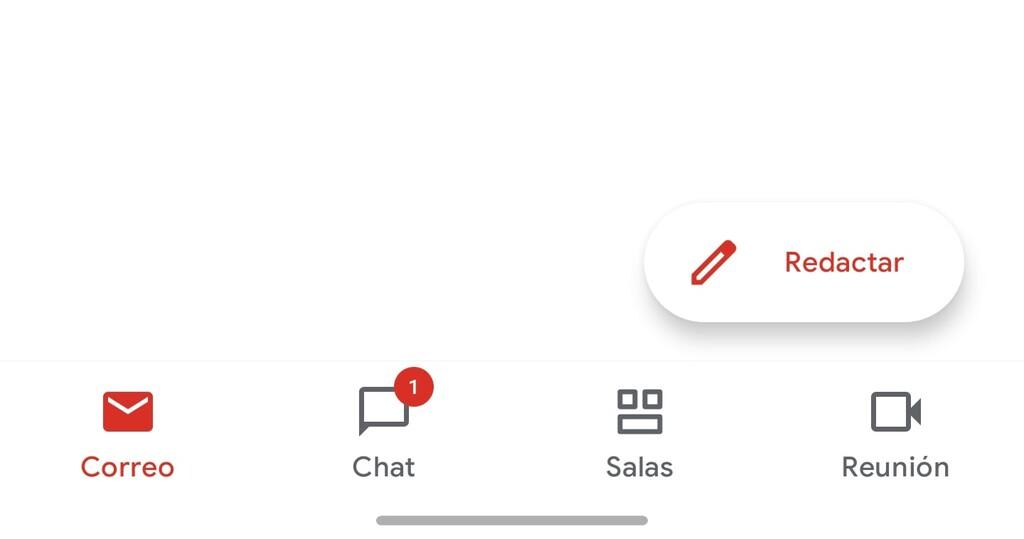 Gmail recibe dos apps de las cuentas profesionales: 'Chats' y 'Salas' ya disponibles