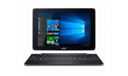 Acer One 10 S1003-18U0, una tableta 2 en 1 que Mediamarkt nos deja esta semana en 179 euros