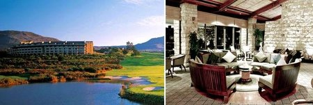 Arabella Western Cape Hotel & Spa, la Sudáfrica sin Mundial