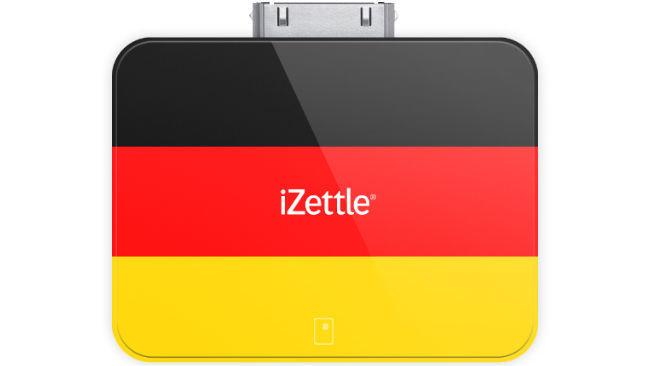 iZettle, el rival europeo de Square, se expande a Alemania