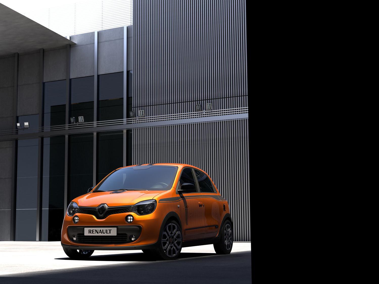 Foto de Renault Twingo GT (1/13)