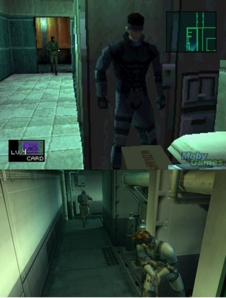 PS1 vs PS2