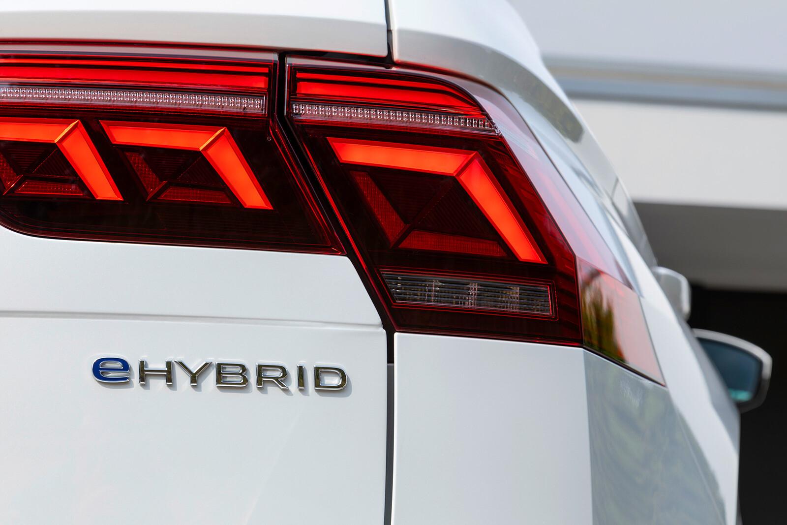 Foto de Volkswagen Tiguan eHybrid 2021 (8/8)