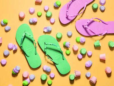 Slim Candy, unas Havaianas que están para comérselas