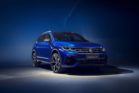 Volkswagen Tiguan R 2020 1