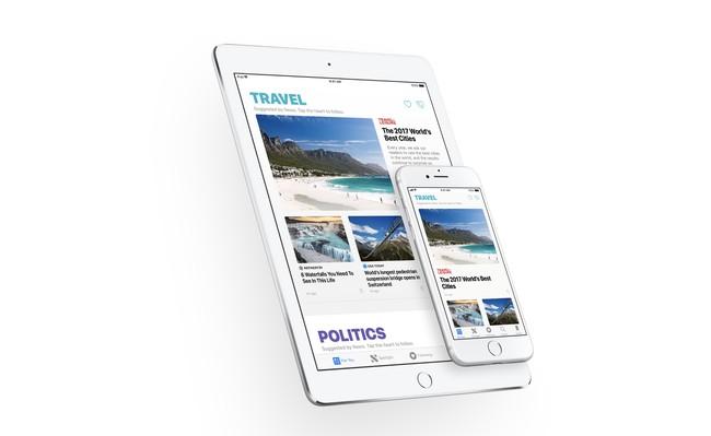 Apple está planeando lanzar su propio servicio de noticias bajo suscripción
