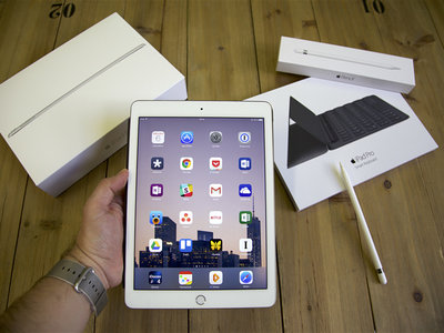 iPad Pro de 9,7 pulgadas, con 32GB de capacidad, por 415 euros y envío gratis