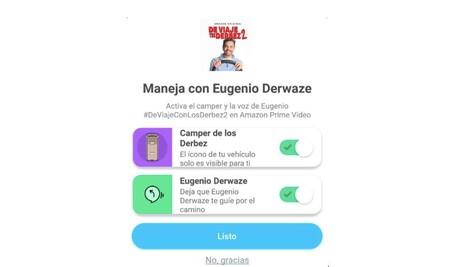 Eugenio Activar Funcion Waze