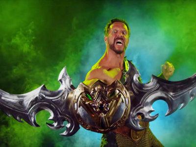 Blizzard se prepara para el lanzamiento de WoW Legion forjando la hoja de Illidan