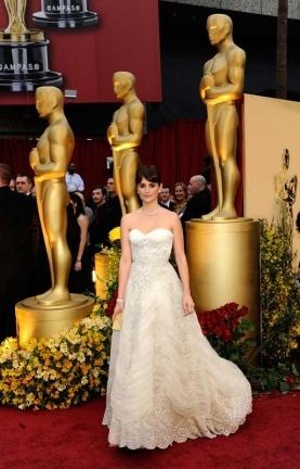 Los famosos de la alfombra roja de los Oscars