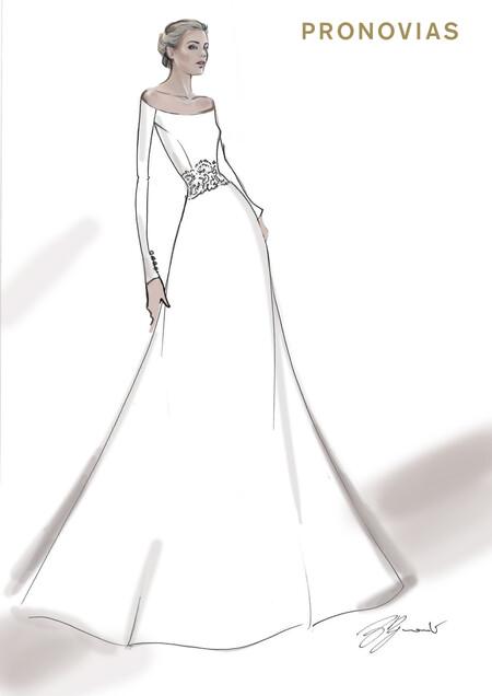 Alejandra Rato 2nd Dress