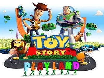 Nueva atracción de Toy Story en Disneyland París