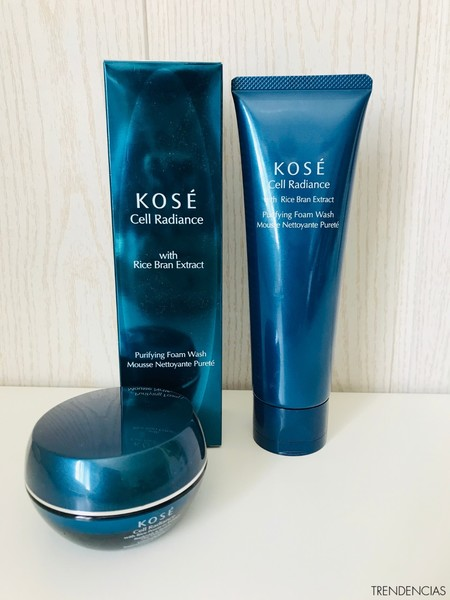 review cell radiance kose
