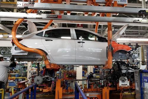 Visitamos la fábrica de GM en San Luis Potosí: así dio inicio la fabricación del Chevrolet Onix