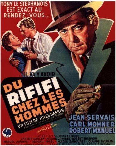 Obras maestras según Blogdecine | 'Rififi' de Jules Dassin