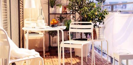 Balcon Pequeno Ikea