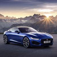 El Jaguar F-Type 2020 afila su rostro con un detallado facelift