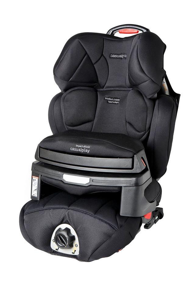 Sillas infantiles de coche el 37 suspende el test for Silla de seguridad coche