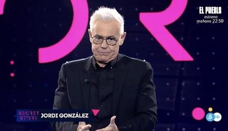 Jordi Gonzázlez en Secret Story