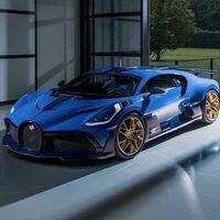¡40 de 40! El último Bugatti Divo es entregado a su afortunado y millonario dueño
