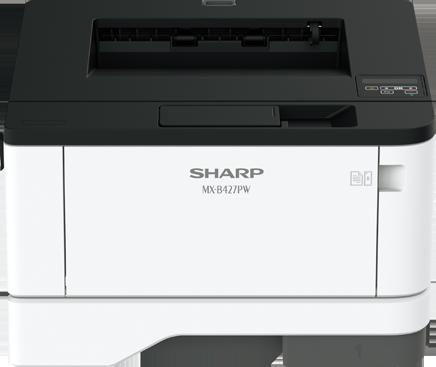 Mx B427pw Sharp