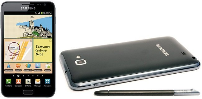 Todos los precios del Galaxy Note con Vodafone