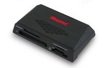 Kingston USB 3.0 Media Reader, lector de tarjetas de alta velocidad