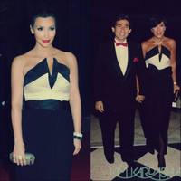 Las Kardashian se baten a duelo de estilo. Kris versus Kim, ¿a quién le queda mejor?
