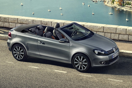 VW lanza el Golf Cabriolet Karmann exclusivo para Alemania