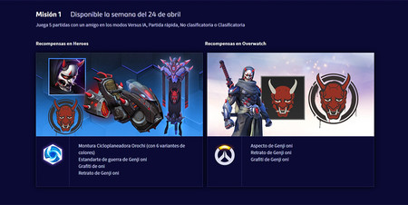 Heroes Of The Storm Y Overwatch 01