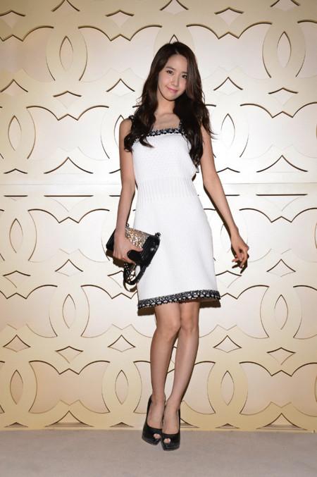 Yoona Chanel crucero look