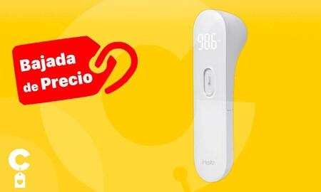 Este termómetro digital sin contacto de iHealth supera las cien mil valoraciones en Amazon y hoy baja de precio: llévatelo por 38 euros con envío gratis